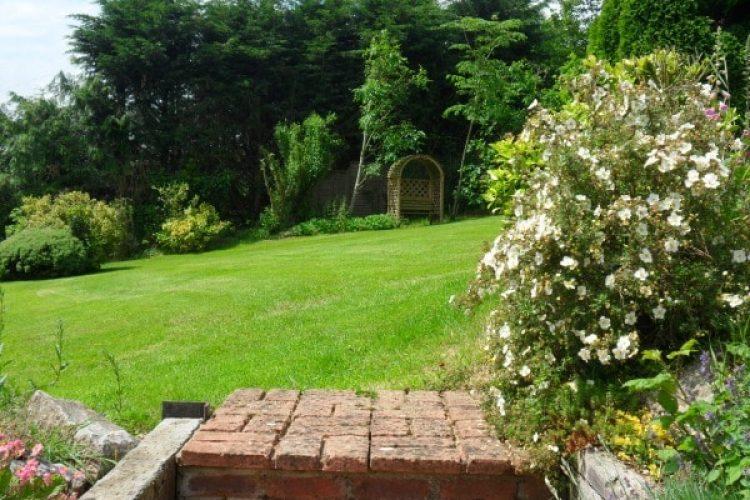 Odle Farm gardens