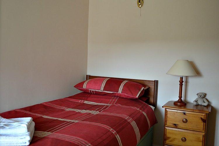Jasmine cottage single room