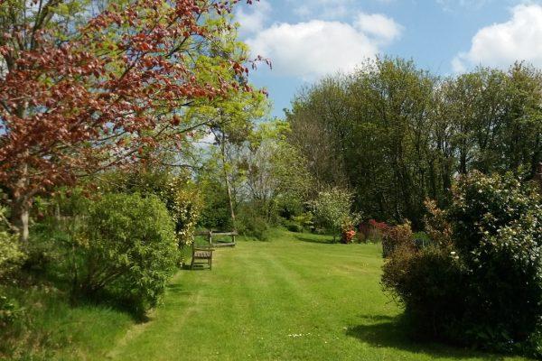 Odle Farm - Gardens and views 13