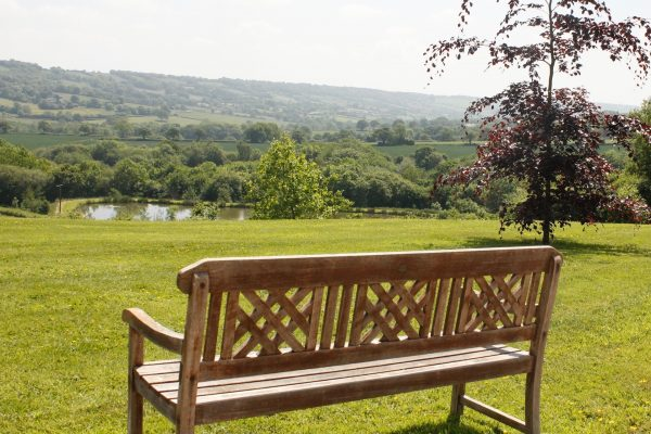 Holiday cottages with a view
